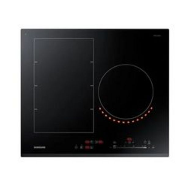 Oferta de Anafe Samsung NZ63K7777BK   3 H. por $139,999