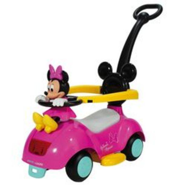 Oferta de Pata Pata Disney Wjo - 011 Minnie Rosa por $9,399