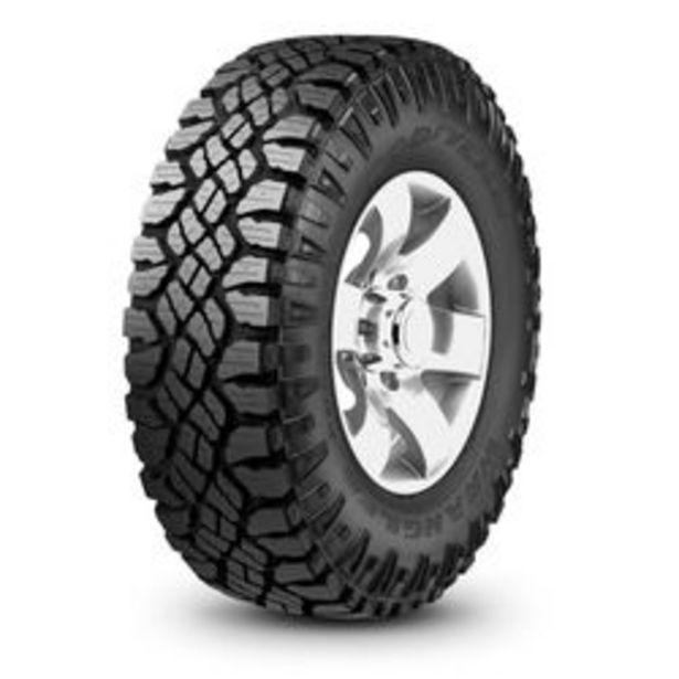 Oferta de Neumático Goodyear Wrangler Duratrac 245 / 75 R16 118 Q por $42,751