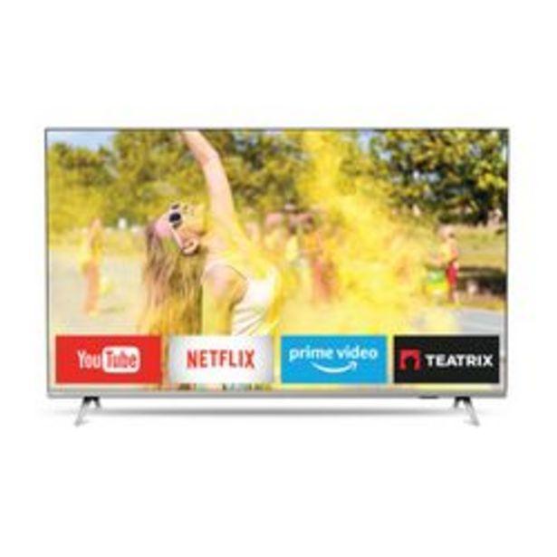 "Oferta de Smart TV Philips 58 "" 4K Ultra HD 58PUD6654/77 por $79,999"