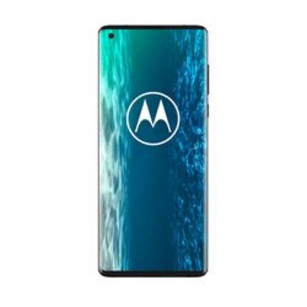 Oferta de Celular Libre Motorola Edge Rojo Plum 128GB XT2063-3 por $69,999