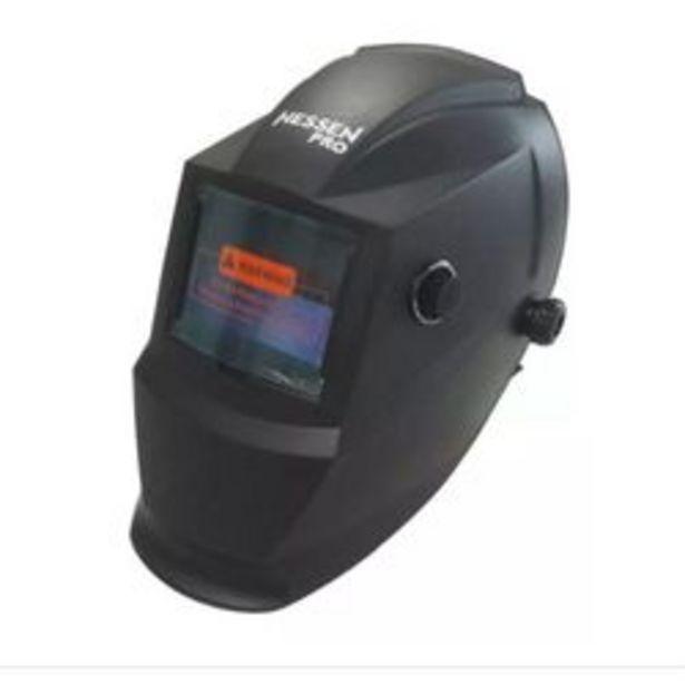 Oferta de Máscara para Soldar Hessen Pro GM X por $2,49