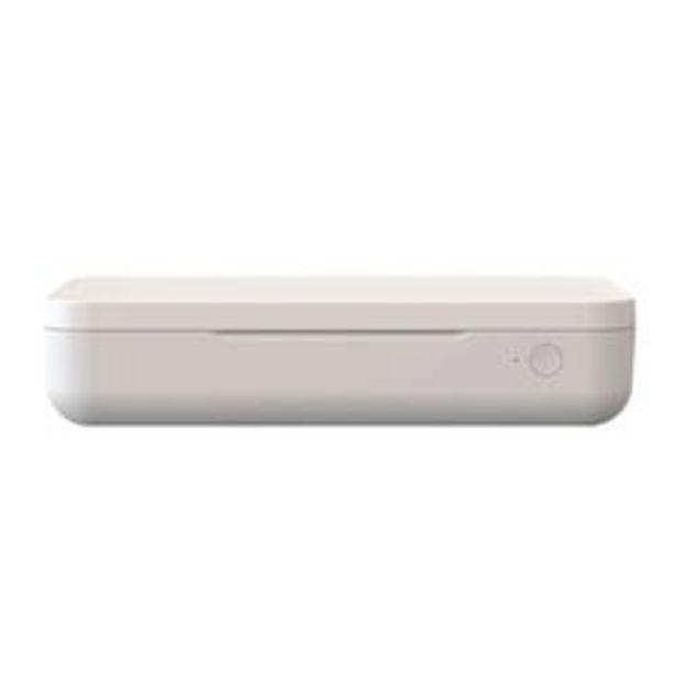Oferta de Estirilizador UV Samsung GP-TOU020 Auriculares, Lentes, Celular por $3,999