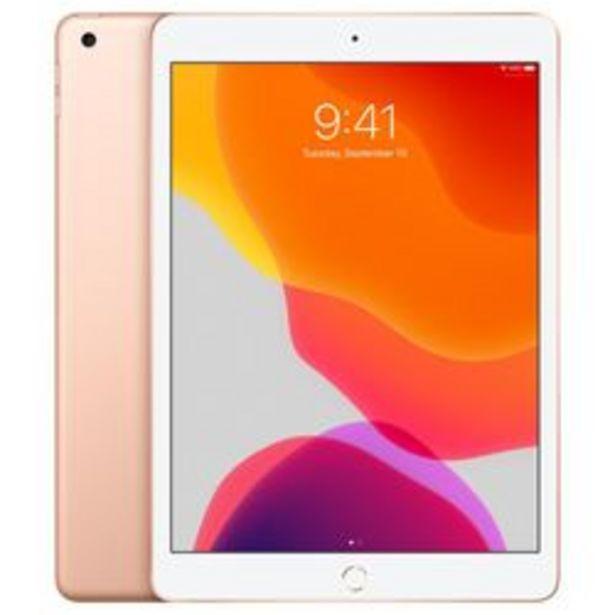 "Oferta de IPad Apple Ipad 7 wifi MW762LL/A Premium G 10.2 "" Dorado 32 GB por $65,999"
