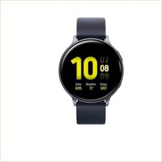 Oferta de SmartWatch Samsung Galaxy Active 2 Negro por $55,5