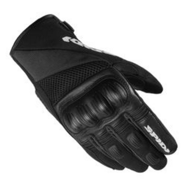 Oferta de Guantes para Moto Spidi Ranger Negro XXL por $6,2