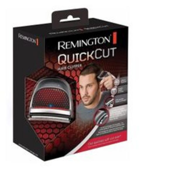 Oferta de Corta Cabello Remington Hc4250 Quick Cut- By por $3,999