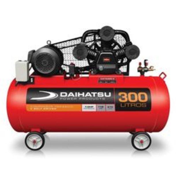 Oferta de Compresor  Daihatsu CW70300 300 Lts. por $159,9