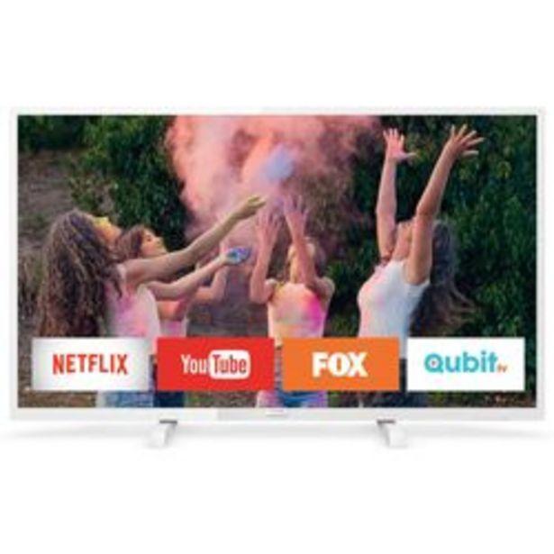 "Oferta de Smart TV LED Philips 32 "" HD 32PHG5833/77 por $28,999"