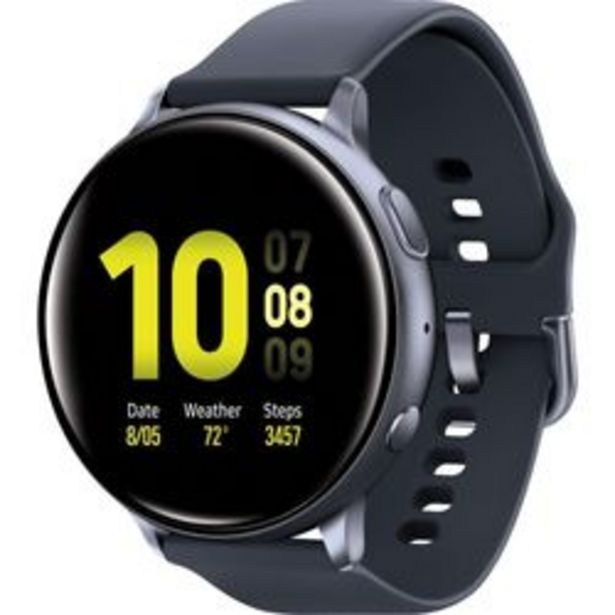 Oferta de SmartWatch Samsung active 2 Negro por $28,999