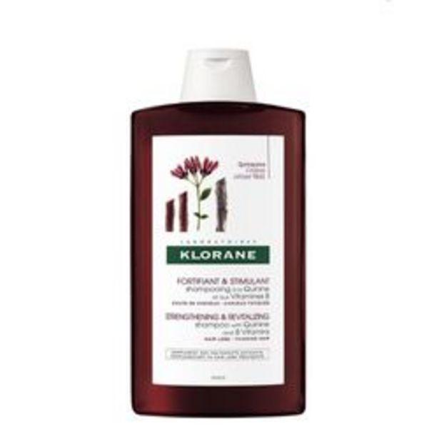 Oferta de Shampoo Klorane Quinina 400 Ml por $746