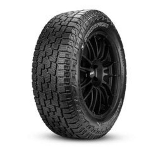 Oferta de Neumático PIRELLI Scorpion all terrain plus 255 / 60 R18 112 H por $28