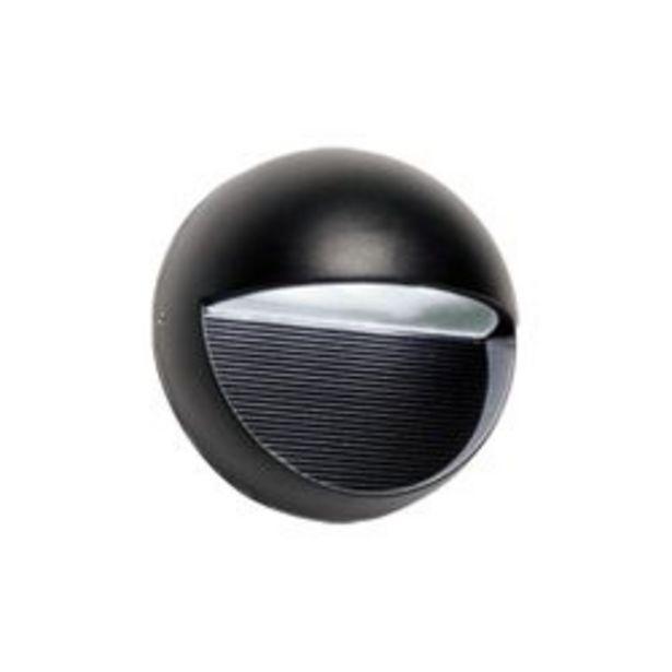 Oferta de Aplique de Pared LED Artelum Plen 6 W. 16 x 16 Cm. Negro 1 U. por $3,218