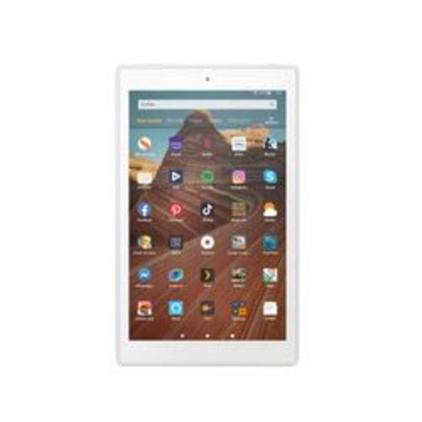 "Oferta de Tablet Amazon Fire HD 8 8 "" Mediatek Blanco 32 GB por $13,999"