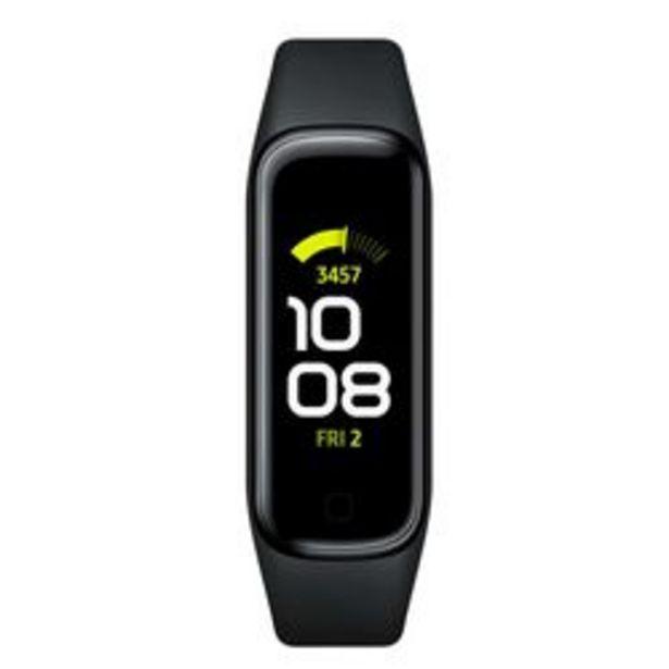 Oferta de Fitband Samsung Galaxy Fit 2 Negro por $4,999