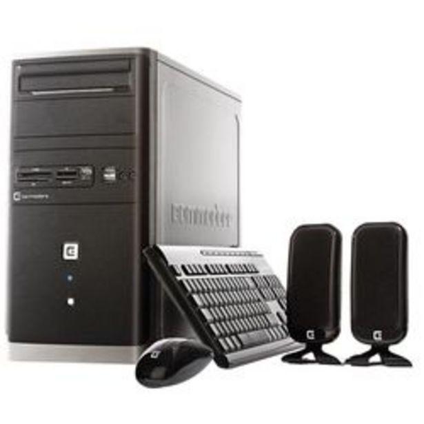 Oferta de Computadora Commodore KE-7755 IH WIN10  Intel Core i3 por $31,999