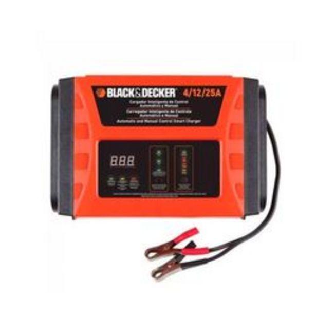 Oferta de Cargador de Bateria 25 A Black & Decker BDBC25 por $11,421