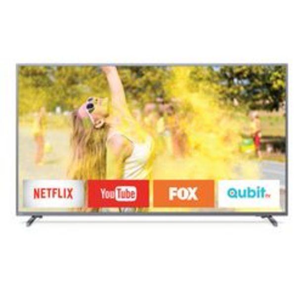 "Oferta de Smart TV Philips 70 "" 4K Ultra HD 70PUD6774/77 por $139,999"