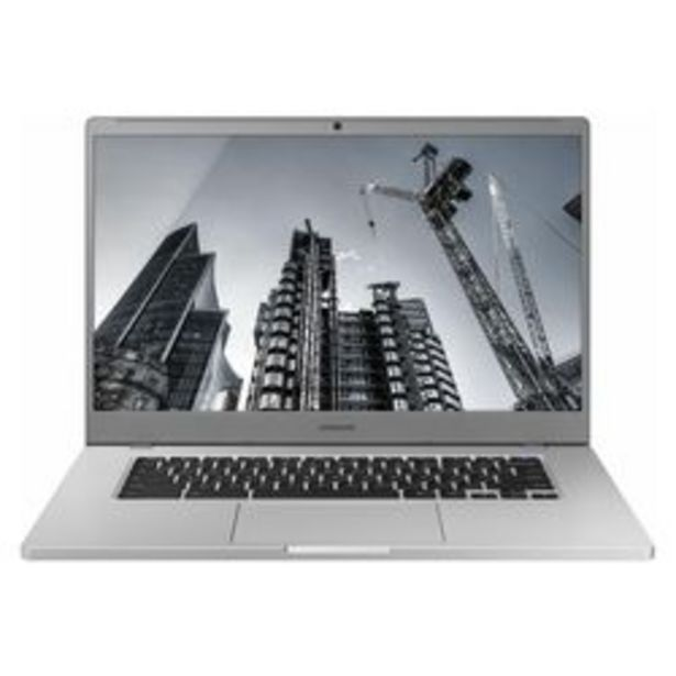 "Oferta de Notebook, Chromebook Samsung 15SA 64 eMMC 15.6 "" Intel Dual Core 4 GB DDR4 por $68,497"