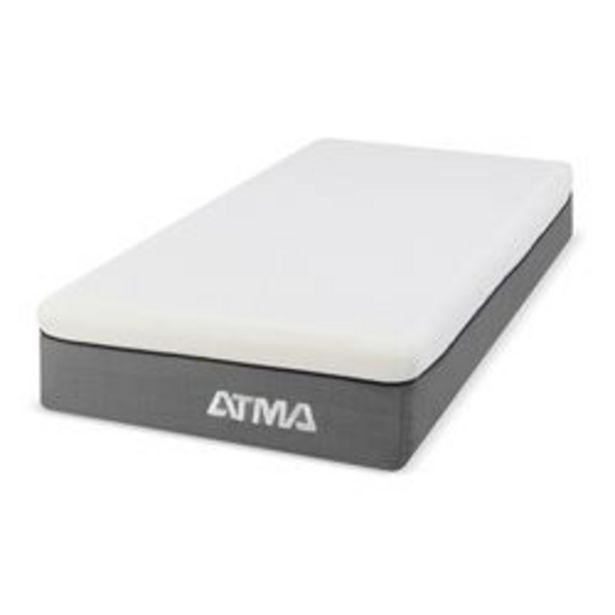 Oferta de Colchón Atma Home CHMFST80X90 1 Plaza 80 x 190 cm por $15,299