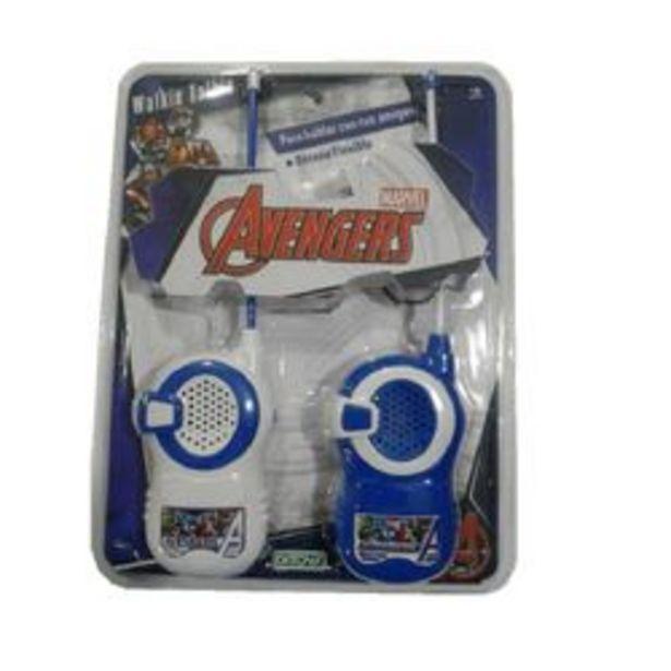 Oferta de Walkie Talkies Infantil Avengers Talkie Ditoys Azul 2 U. por $2,299