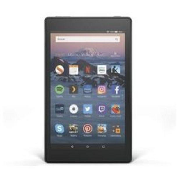 "Oferta de Tablet Amazon Fire HD 8 8 "" Mediatek Negro 32 GB por $13,999"