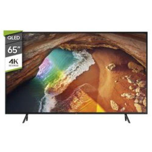 "Oferta de QLED Samsung 65 "" 4K Ultra HD QN65Q60RAGCZB por $132,999"