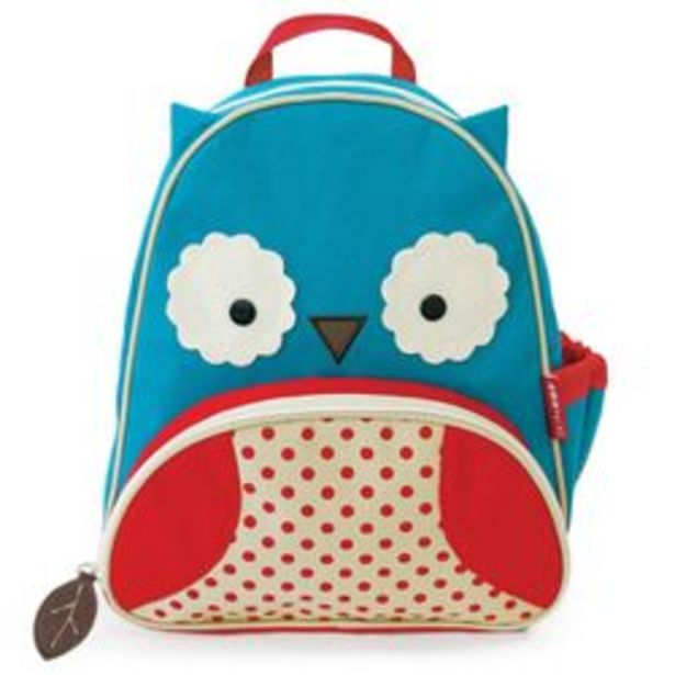 Oferta de Mochila Escolar Skip Hop 210204 Azul y Rojo por $2,667