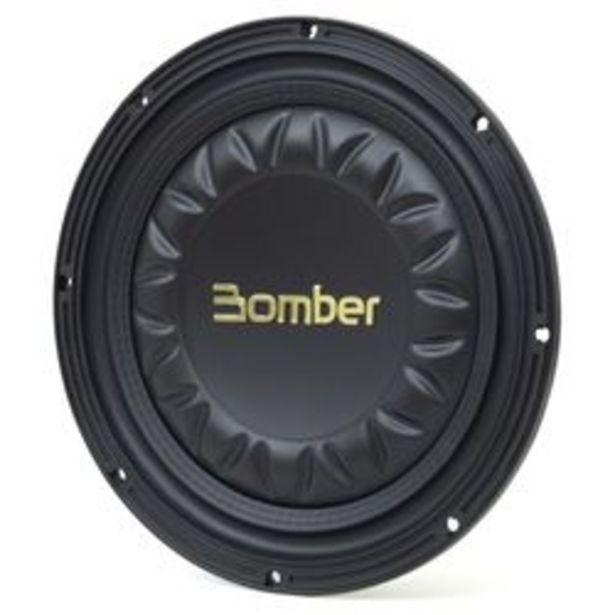 """Oferta de Subwoofer Bomber Slim Hp 10"""" 700 W. por $10,226"""
