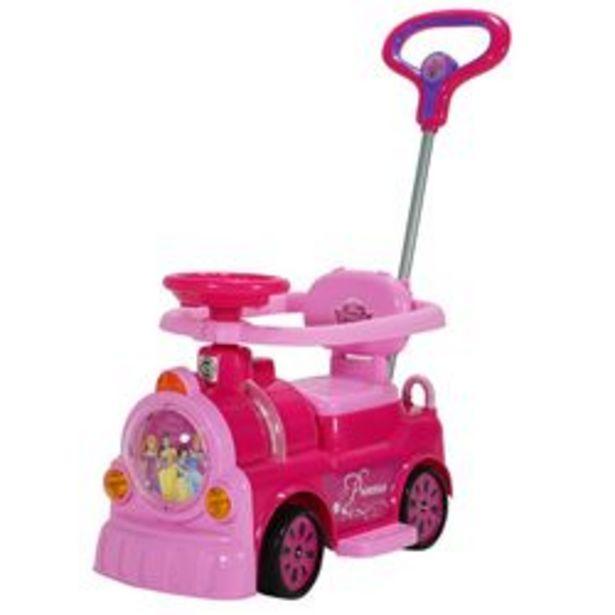 Oferta de Pata Pata Disney Wj - 018 Princesas Rosa por $9,769