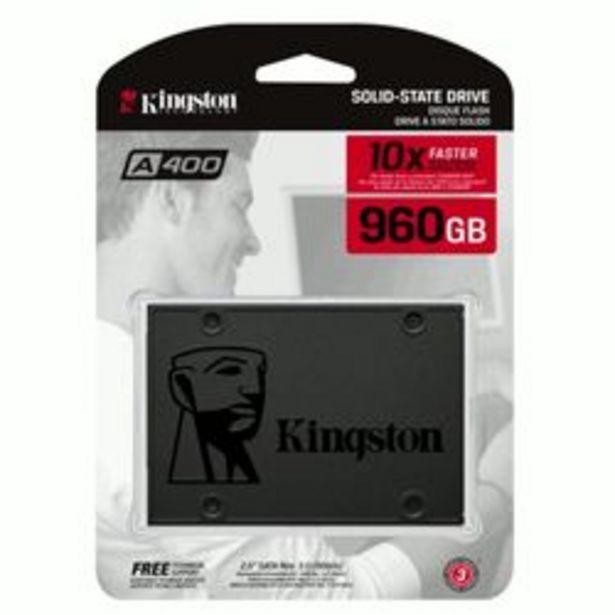 Oferta de Disco SSD Kingston SA400S37/960G 960 GB. por $14,875