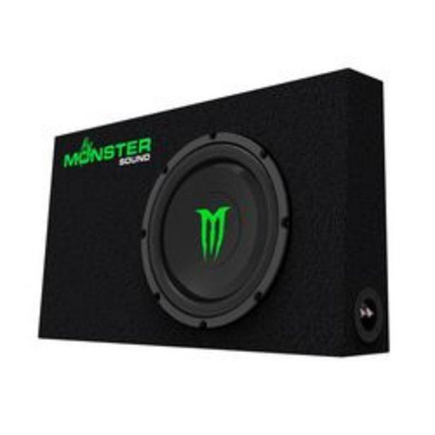 Oferta de Parlante para Auto Componente Monster Sound M-124S por $9,9