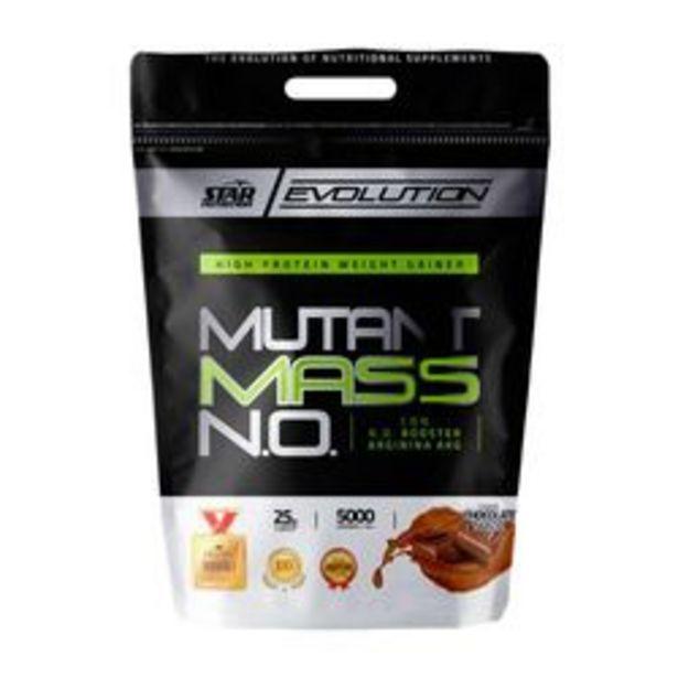 Oferta de Ganador de Peso Star Nutrition Mutant Mass Chocolate 5 Kg. por $2,769