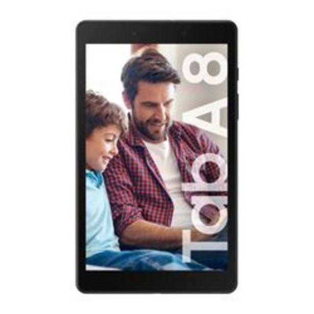 """Oferta de Tablet Samsung SM-T290 8 """" Negro 32 GB por $20,999"""