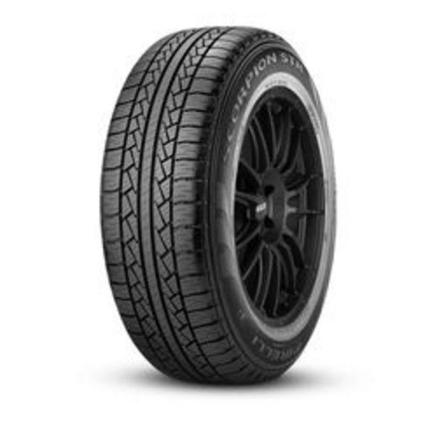 Oferta de Neumático PIRELLI Scorpion str 235 / 55 R17 99 H por $28