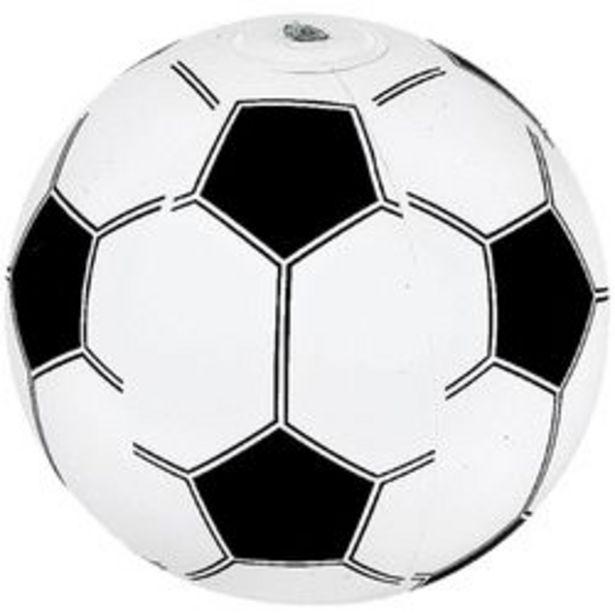 Oferta de Pelota Inflable Jilong Deportiva futbol  Blanco por $255