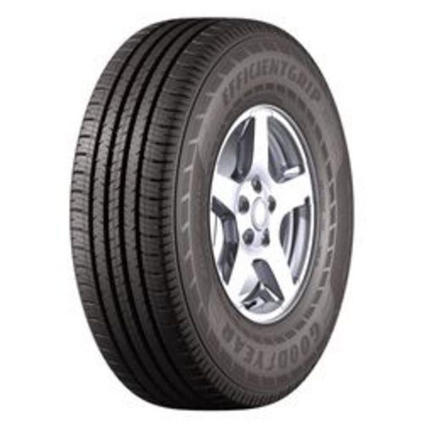 Oferta de Neumático Goodyear Efficientgrip Suv 235 / 60 R17 102 por $24,087