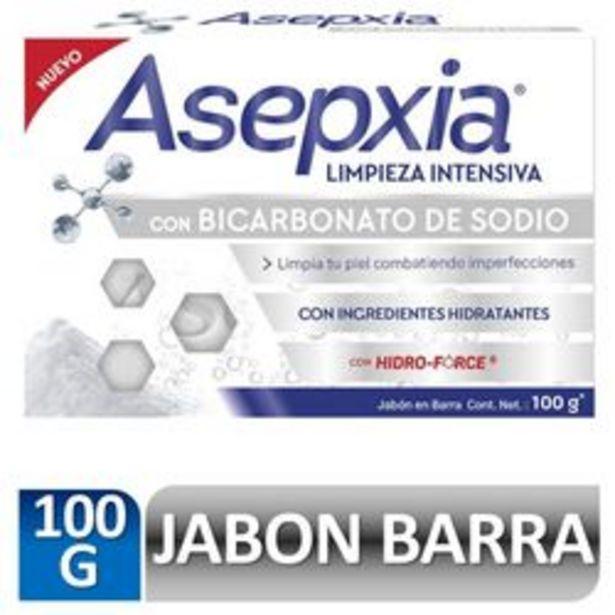 Oferta de Jabón Facial Asepxia Bicarbonato 100 Gr. 1 U. por $181