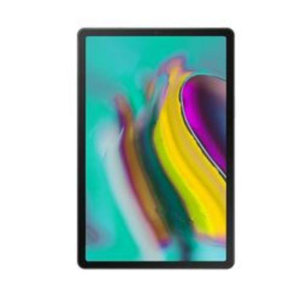 """Oferta de Tablet Samsung Galaxy Tab S5e SM-T720 10.5 """" Negro 64 GB por $69,999"""