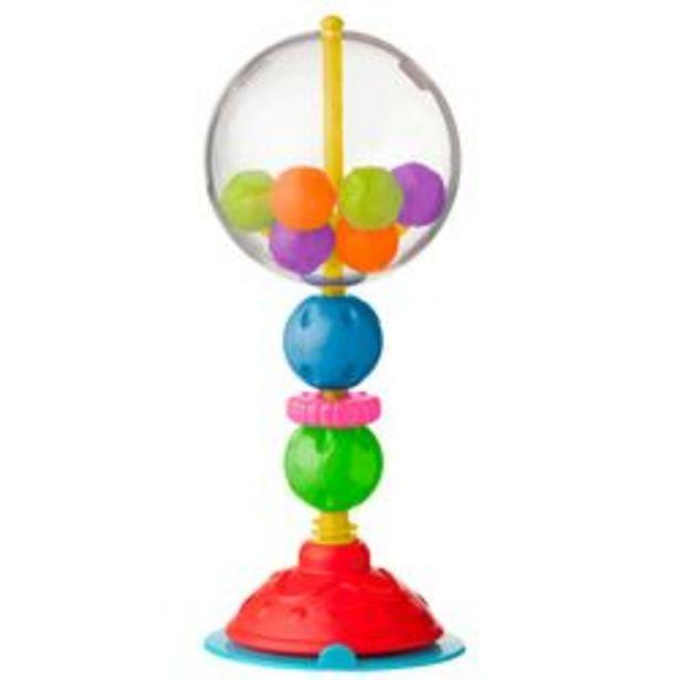 Oferta de Sonajero Playgro Ball Bopper High Chair Toy Plástico por $1,569