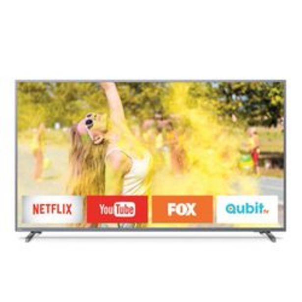 "Oferta de Smart TV LED Philips 70 "" 4K Ultra HD 70PUG6774/77 por $122,999"