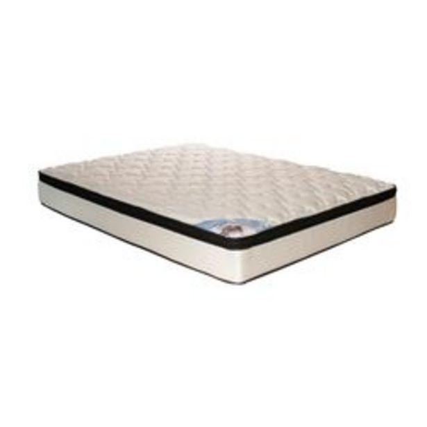 Oferta de Colchón INDUCOL Pocket Firm 2 Plazas 140 x 190 cm por $38,349