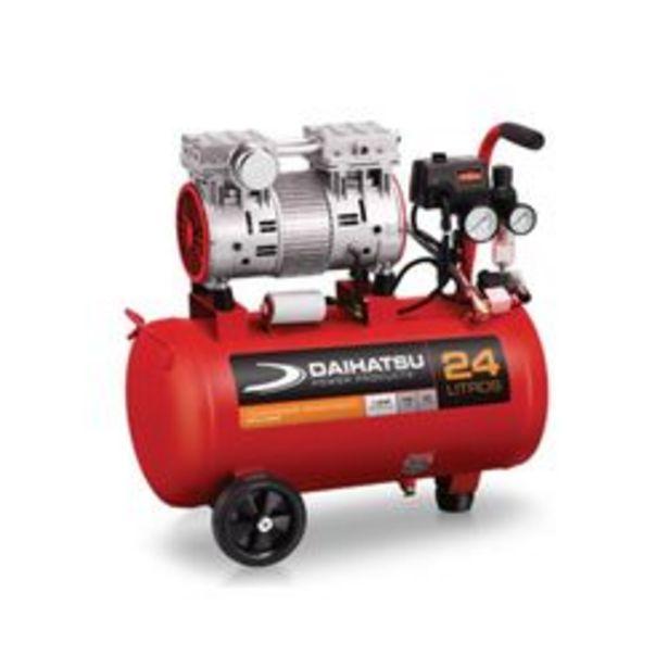 Oferta de Compresor  Daihatsu CO1024 24 Lts. por $29,99