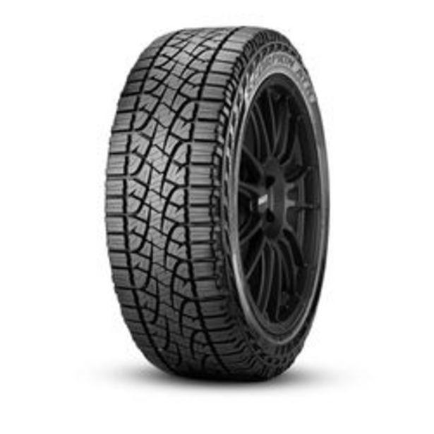 Oferta de Neumático PIRELLI Scorpion atr 255 / 65 R17 110 T por $27