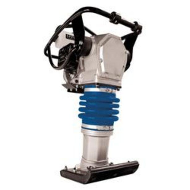 Oferta de Vibroapisonador Hyundai CNCJ-80K 6.5HP Motor Hyundai  6.5 HP por $122,24