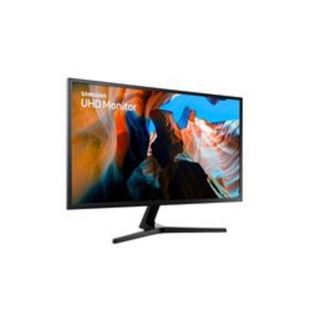 "Oferta de Monitor LED Samsung 32 "" Flat 4K Serie J590 4K Ultra HD por $99,999"
