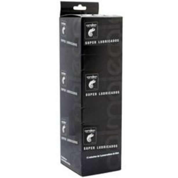 Oferta de Preservativos Camaleon Super lubricados 36 U. por $1,2