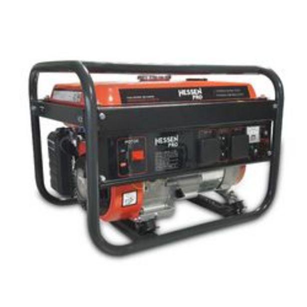 Oferta de Grupo Electrógeno Hessen Pro GM 2200 por $29,99