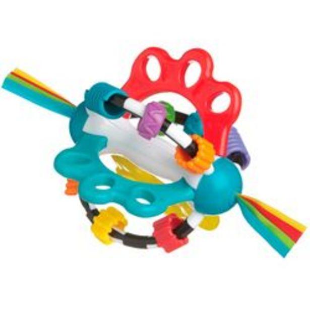 Oferta de Sonajero Playgro Explor A Ball Con Mordillo Plástico por $1,049