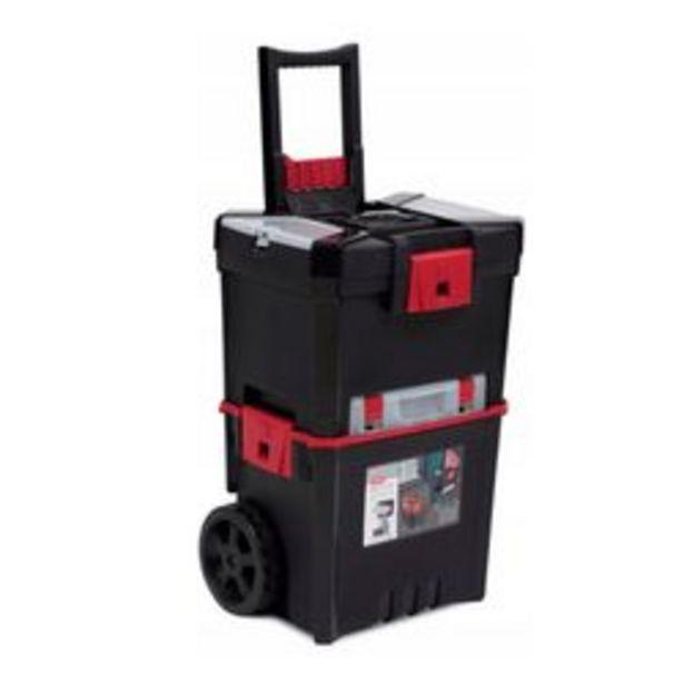 Oferta de Caja de Herramientas Keter Mobile Tool Chest por $6,551
